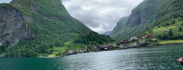 Aurlandsfjord is one of Norway 18 🇳🇴.