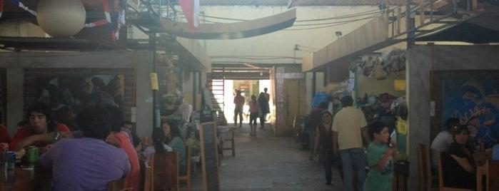 Mercado de Constitucion. is one of Tempat yang Disukai Dalhia.