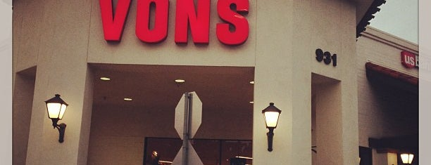 VONS is one of Lieux qui ont plu à Carlos.