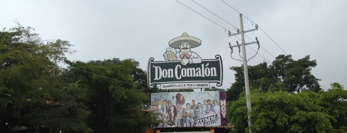 Don Comalón is one of Sur Jalisco.