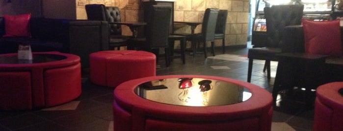 Nara Lounge is one of Orte, die Aly gefallen.
