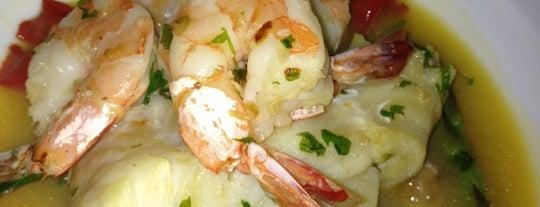 La Rosa Nautica is one of Restaurantes visitados.