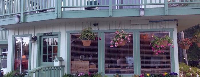 Carmel River Inn is one of California.