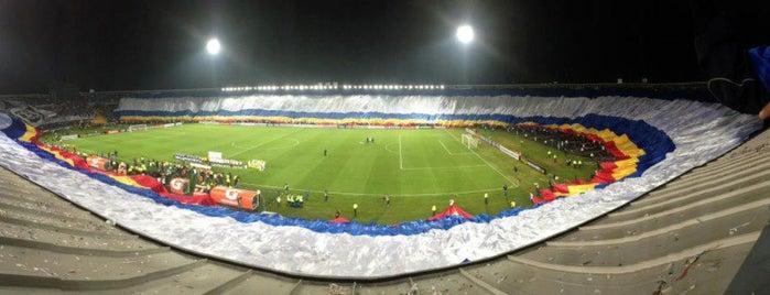 Estadio Nemesio Camacho El Campín is one of selección Bogota.