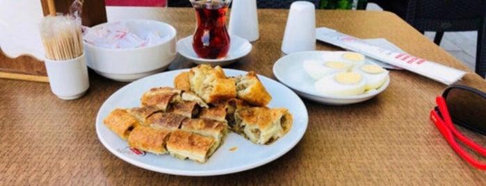 Göçmen Börekçisi is one of Çiğ Börek.