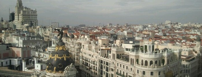 Círculo de Bellas Artes is one of Favorite Places Around the World.