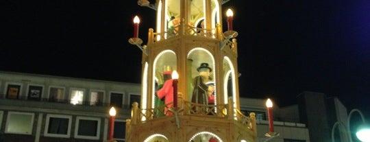 Weihnachtsmarkt Bochum is one of Bochumer Weihnacht.