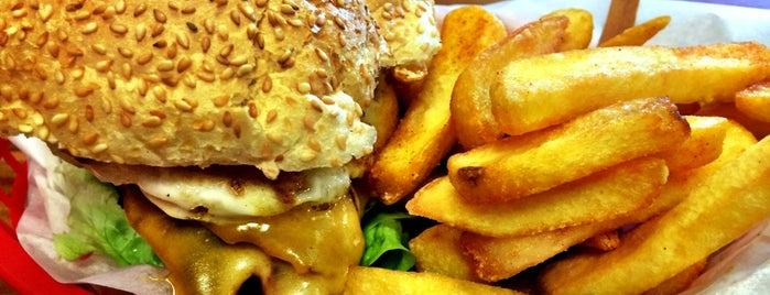 Piwy's Burger is one of US Food & Co. (Part 1/2).