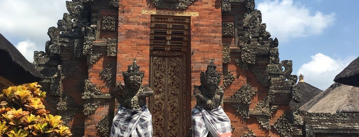Pura Desa Puseh Batuan is one of Enjoy Bali Ubud.