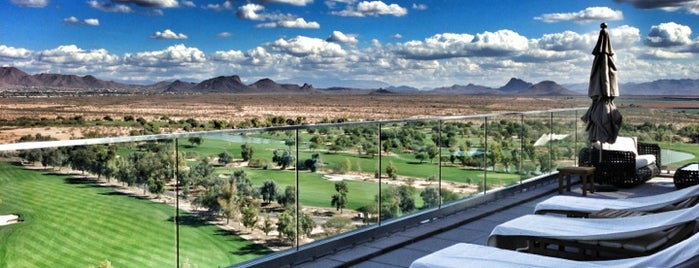 Talking Stick Resort is one of Phoenix places.