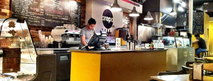 Arepa Cafe is one of Toronto.