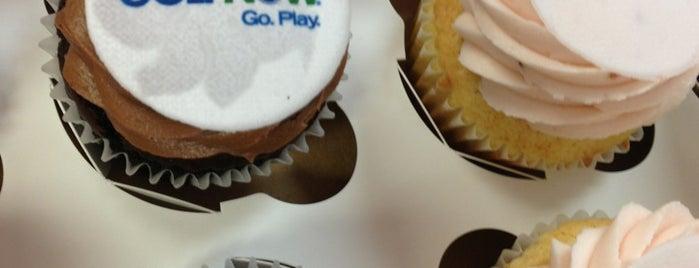 PolkaDot Cupcakery is one of Tempat yang Disimpan Gerry.
