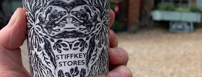 Stiffkey Stores is one of Norfolk.