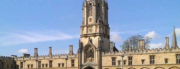 Christ Church is one of London Favorites.