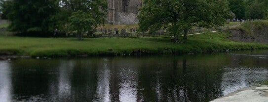 Bolton Abbey is one of Dog Walking Spots in Yorkshire.