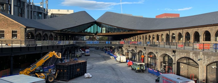 Coal Drops Yard is one of New London Openings 2018.