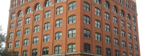 The Sixth Floor Museum is one of Year in Dallas.