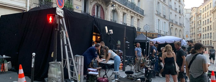 Place de l'Estrapade is one of France • Paris.