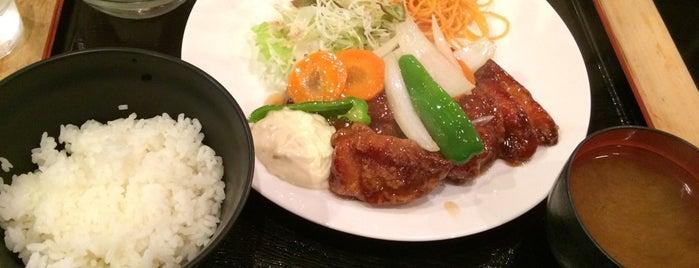 ケニア is one of Kyoto shanti cafe.