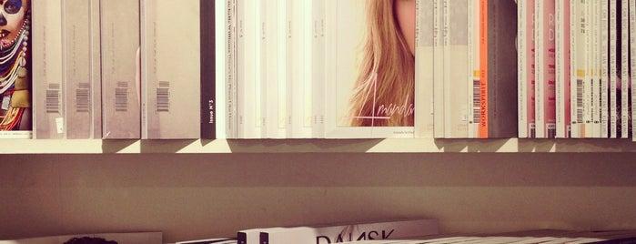 Artazart Design Bookstore is one of Kristen's Paris.