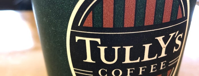 TULLY'S COFFEE is one of Lieux qui ont plu à Masahiro.