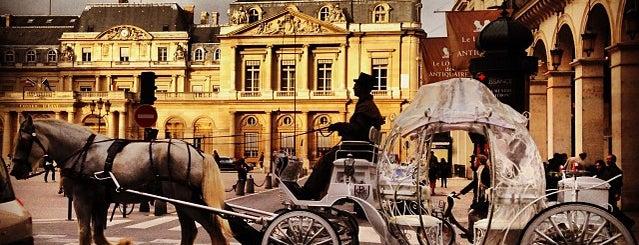 Place du Palais Royal is one of Paris.