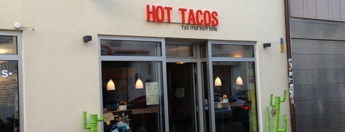 Hot Tacos is one of Wochenende in Nürnberg.