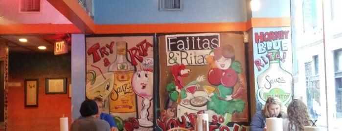 Fajitas & 'Ritas is one of Guide to Boston.