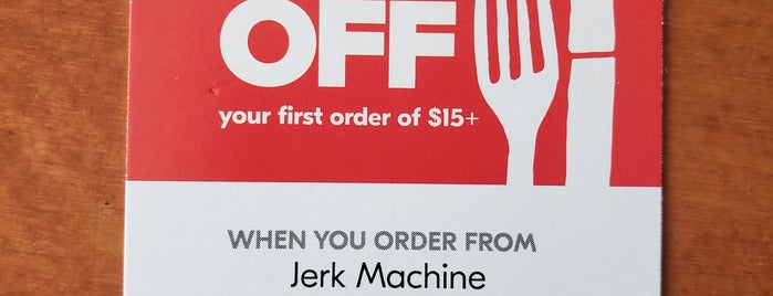 Jerk Machine is one of SoFlo spots.