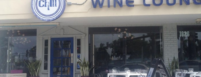 Chill Wine Lounge  **CLOSED** is one of FLL/PBI Scene.