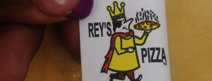 Rey's Pizza is one of Miami.