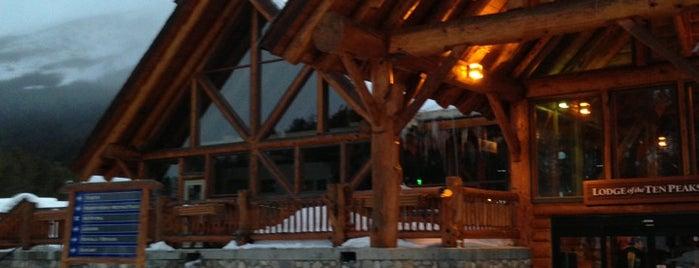 Lake Louise Village is one of Krzysztof 님이 좋아한 장소.