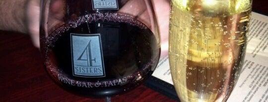 4 Sisters Wine Bar & Tapas is one of LaCrosse.