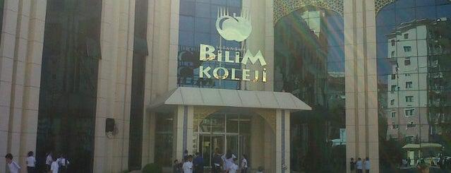 Bilim Koleji is one of Yasinさんのお気に入りスポット.