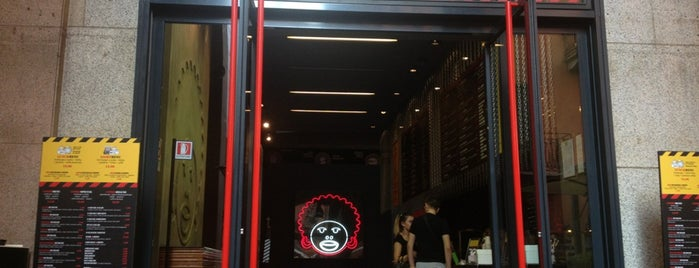 Mama Burger is one of MILANO EAT & SHOP.