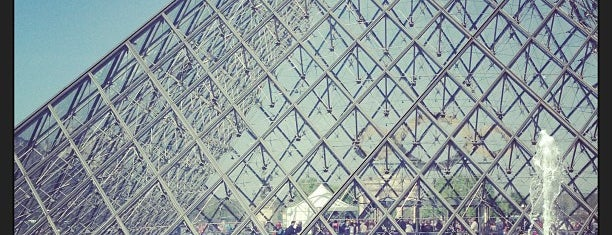 Pyramide du Louvre is one of Paris.