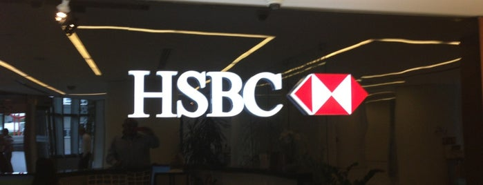 HSBC Genel Müdürlük is one of work.