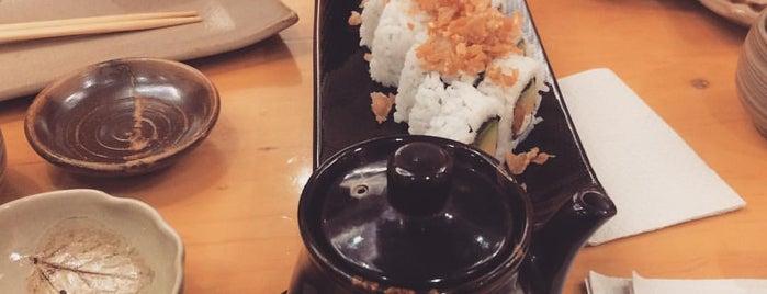 Koi Sushi Bar & Ramen is one of Tempat yang Disukai Jamhil.