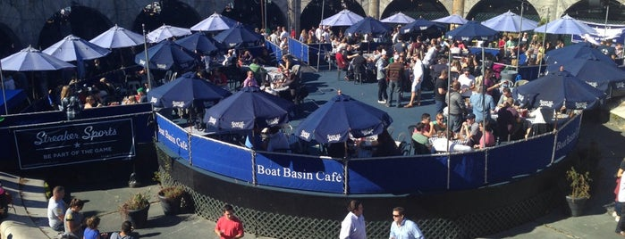 Boat Basin Cafe is one of The Best of the Upper West Side.