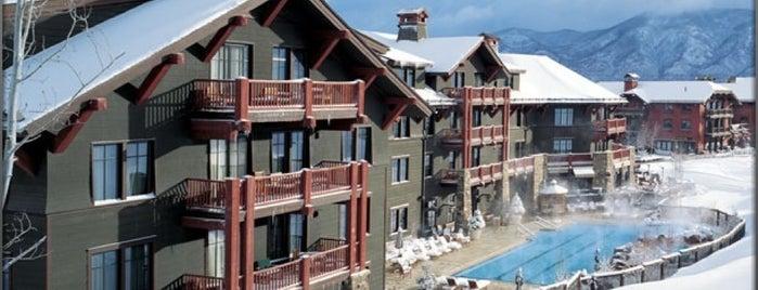 The Ritz Carlton Club Aspen Highlands is one of Aspen.