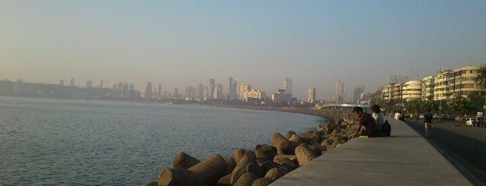 Marine Drive is one of India India!.