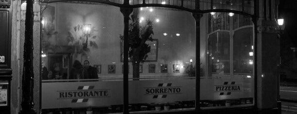 Italiaans Restaurant Sorrento is one of Leids lekkers.
