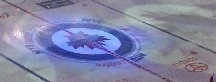 Bell MTS Place is one of NHL~2014 Venues....