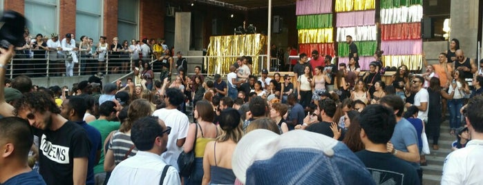 MoMA PS1 Contemporary Art Center is one of The Indulgent Guide to Summer in NYC.