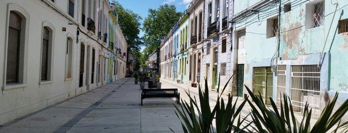 Barrio Reus is one of Uruguay.