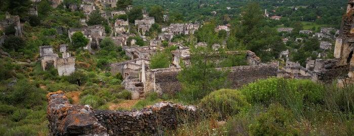Kayaköy Ören Yeri is one of South Shore Of Turkey.