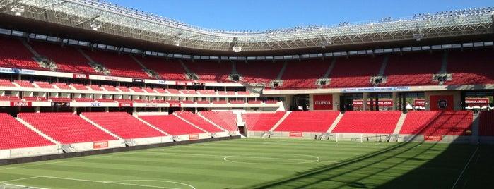 Arena de Pernambuco is one of Estadios.