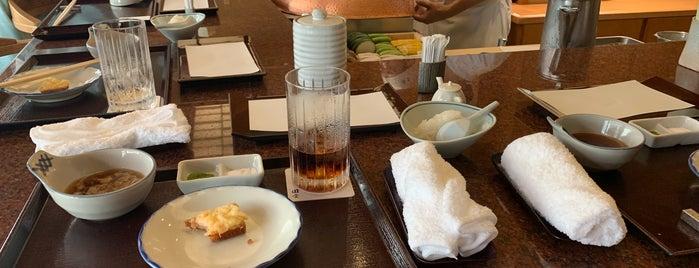 Tempura Endo Yasaka is one of Kyoto-Japan.