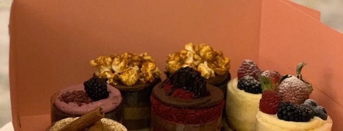 Sugar Moo is one of Desserts&snacks Riyadh.