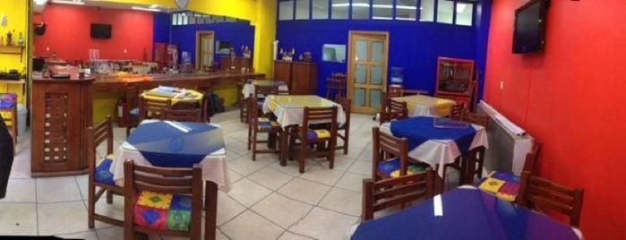 El Araguaney is one of CDMX.